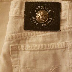 Vintage Versace  Couture jeans